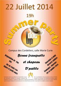 Actu affiche summer14