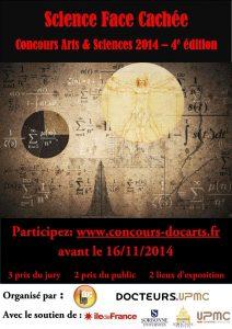 Actu Concours Arts  Sciences
