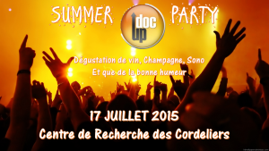 Article summer party 2015