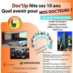 Actu 10 ans de Doc-Up